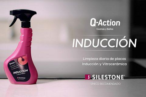 Uso limpiador Q-Action